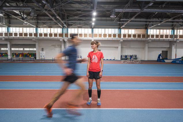 Правила приличия в легкоатлетическом манеже