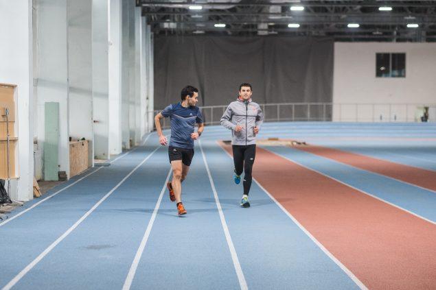 Правила приличия в легкоатлетическом манеже 7
