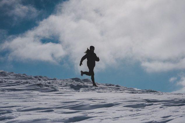 Шесть причин бегать зимой