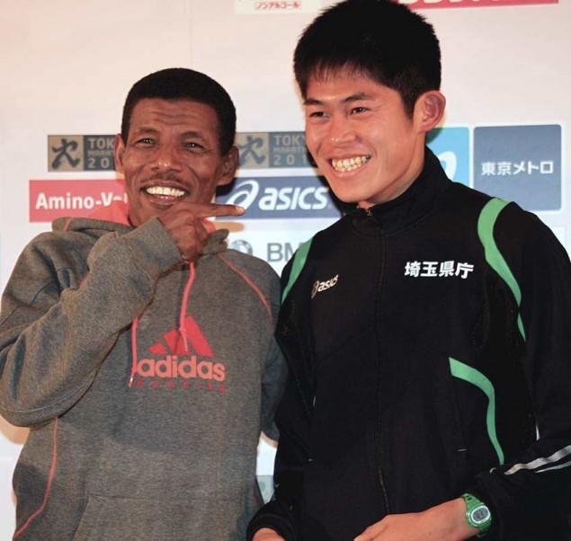 Офисный марафонец и самурай Юки Каваучи