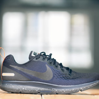 Распаковка и видеообзор Nike Pegasus 34 Shield - 1