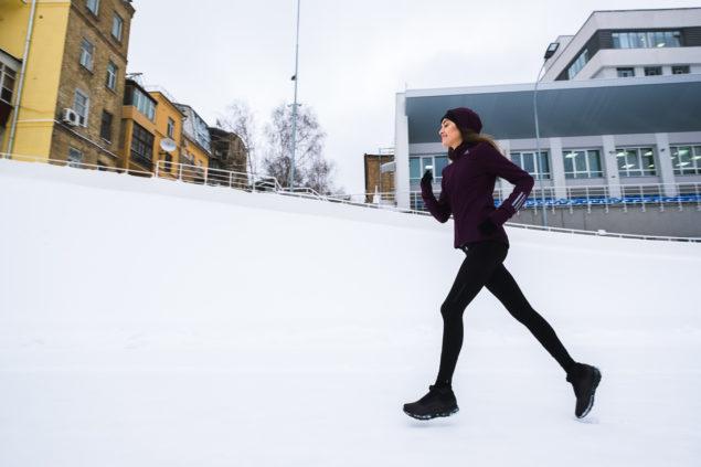Маршрут недели с Машей Голуб, adidas Runners Kyiv - 18