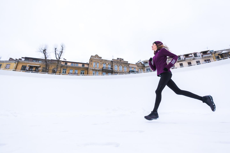 Маршрут недели с Машей Голуб, adidas Runners Kyiv - 11