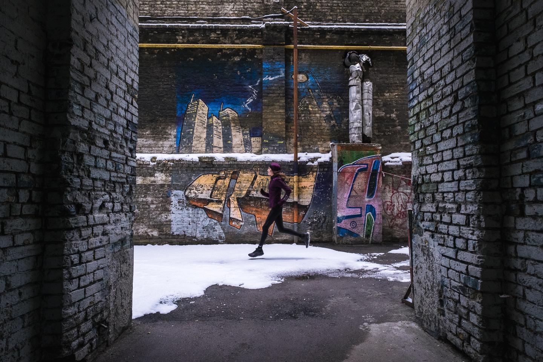 Маршрут недели с Машей Голуб, adidas Runners Kyiv - 9