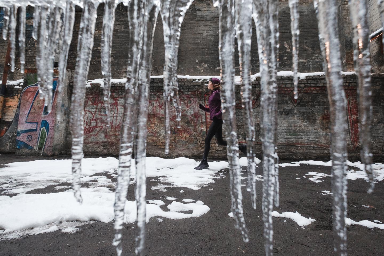 Маршрут недели с Машей Голуб, adidas Runners Kyiv - 8