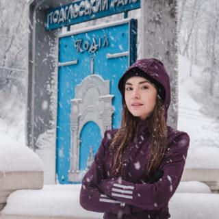 Маршрут недели с Машей Голуб, adidas Runners Kyiv - 4