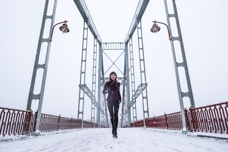 Маршрут недели с Машей Голуб, adidas Runners Kyiv - 2