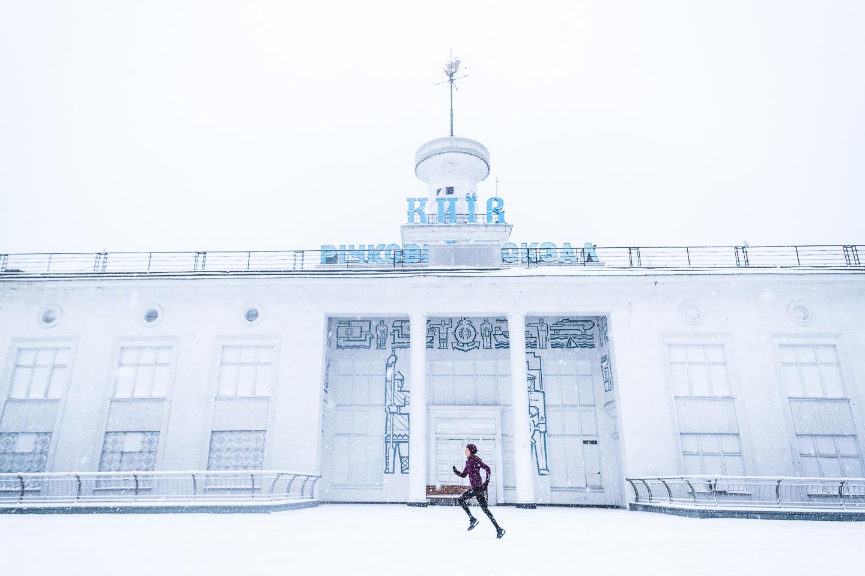 Маршрут недели с Машей Голуб, adidas Runners Kyiv