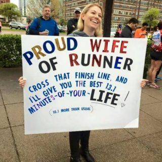 Как это вообще — быть вместе с бегуном