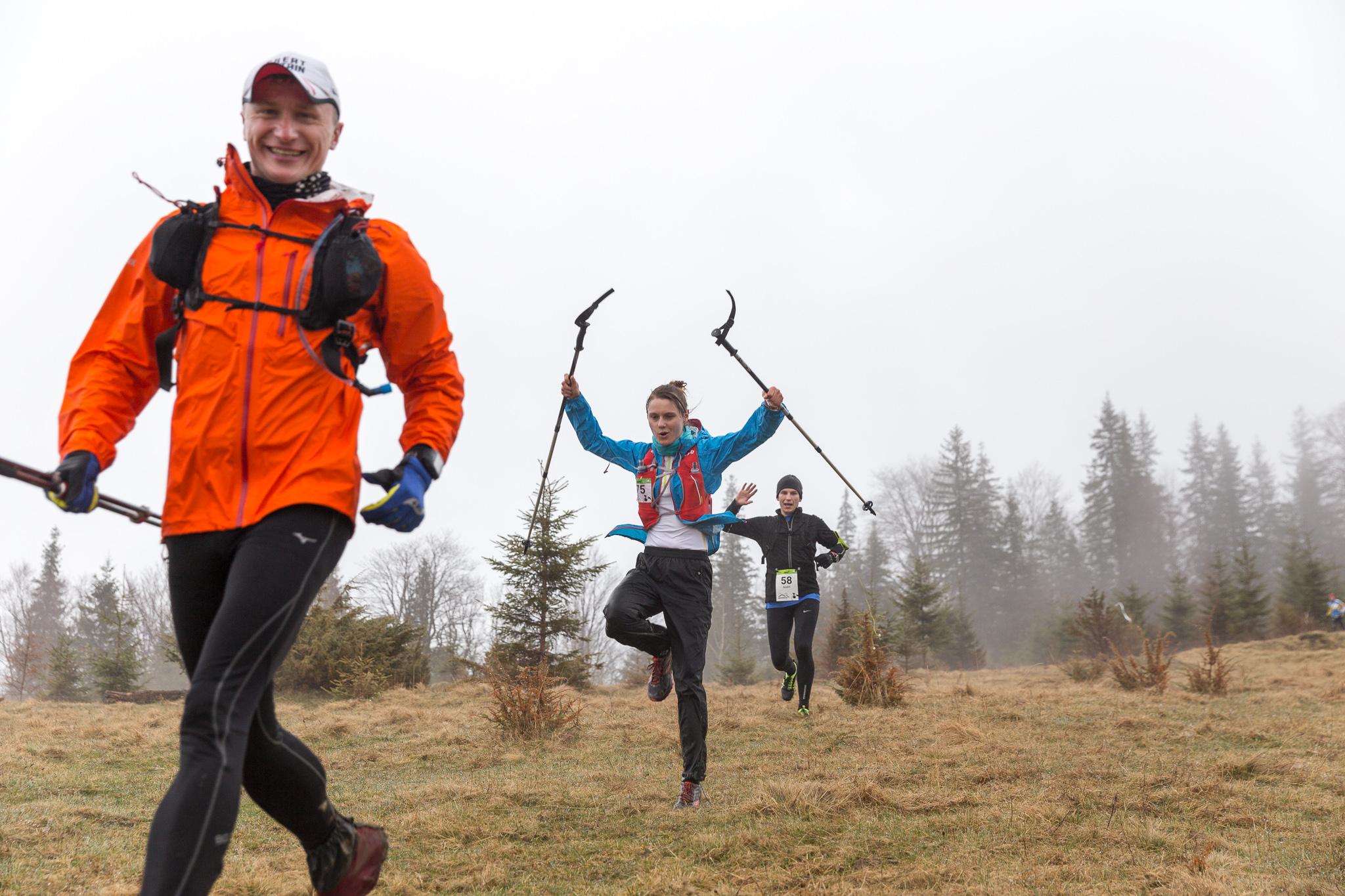 Гірський марафон Дземброня 2017