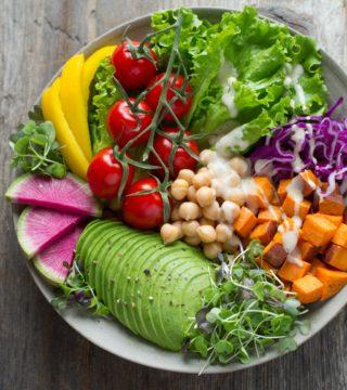 Вегетаріанство і біг