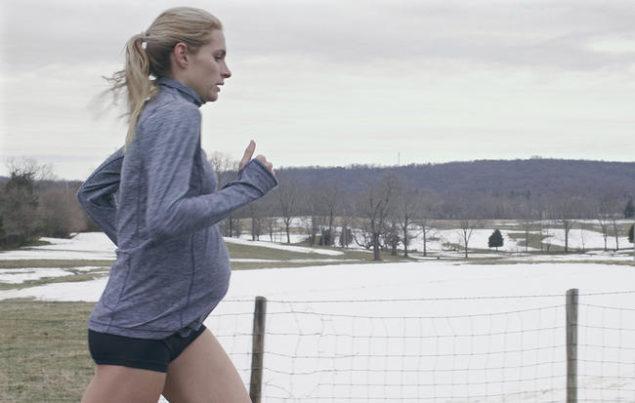 Біг під час вагітності: за і проти