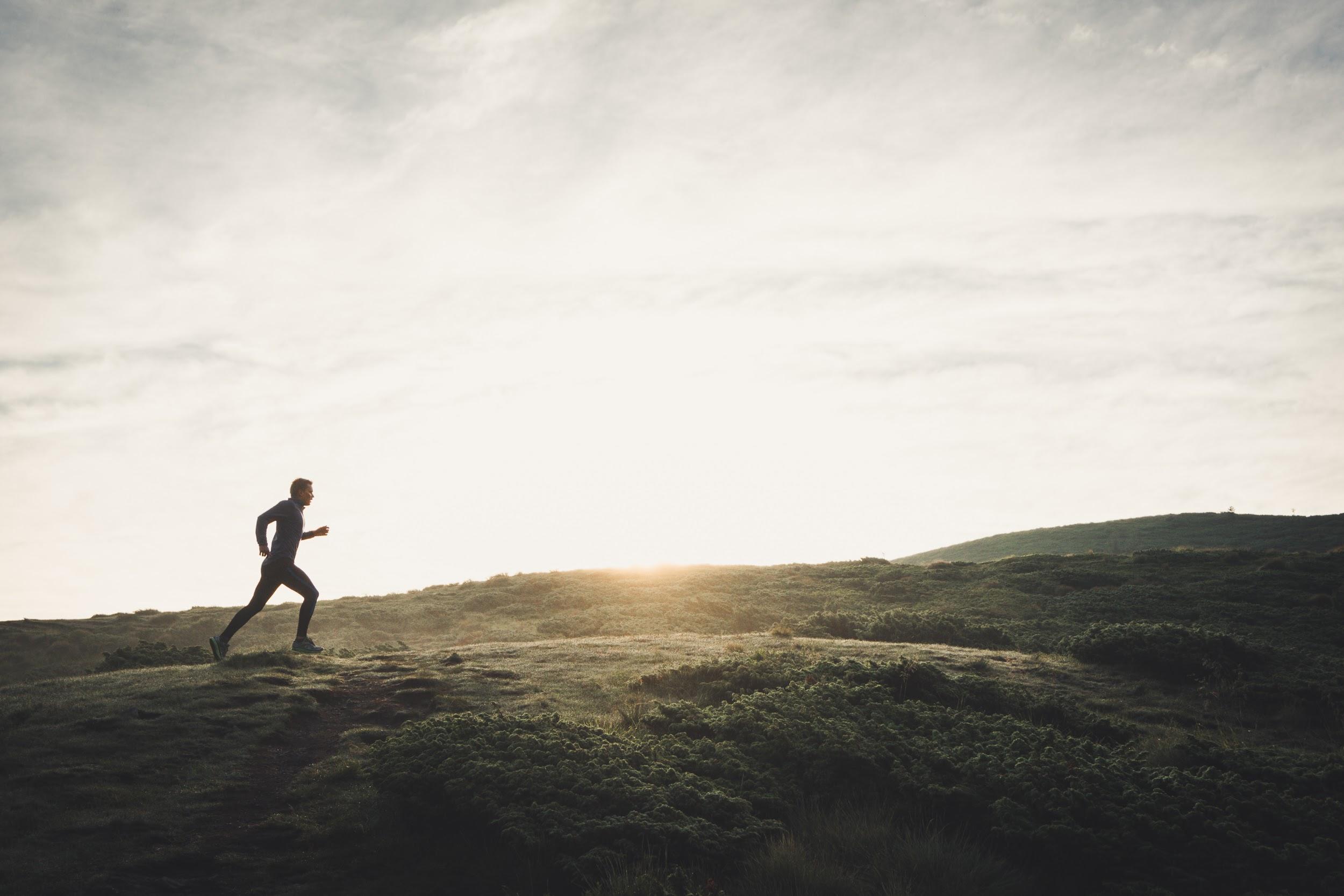 Чим корисний біг