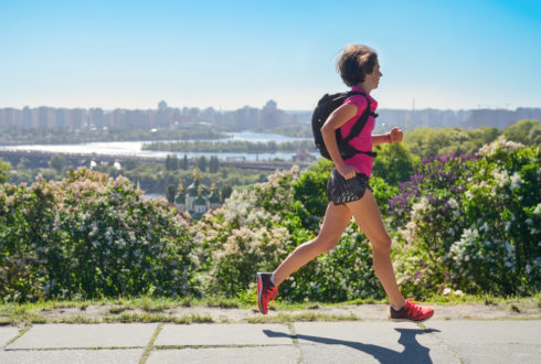 Run commute: бегом на работу и с работы