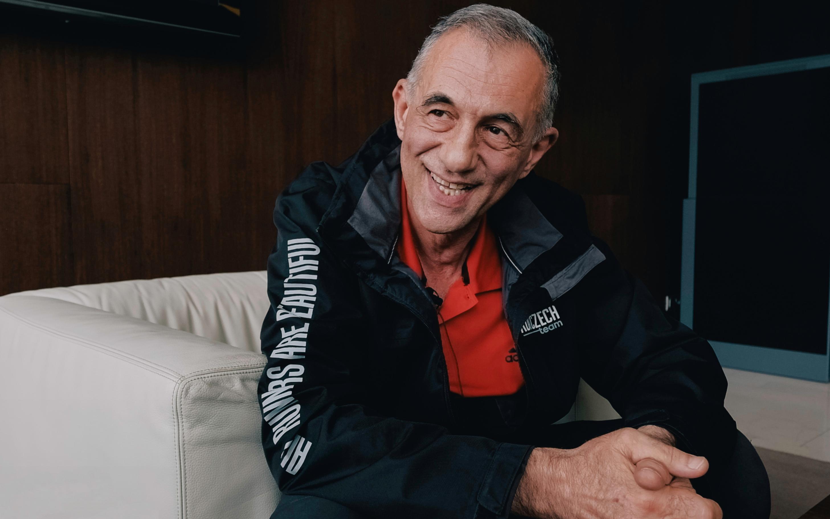 Интервью с Карло Капальбо, основателем марафона в Праге и президентом RunCzech