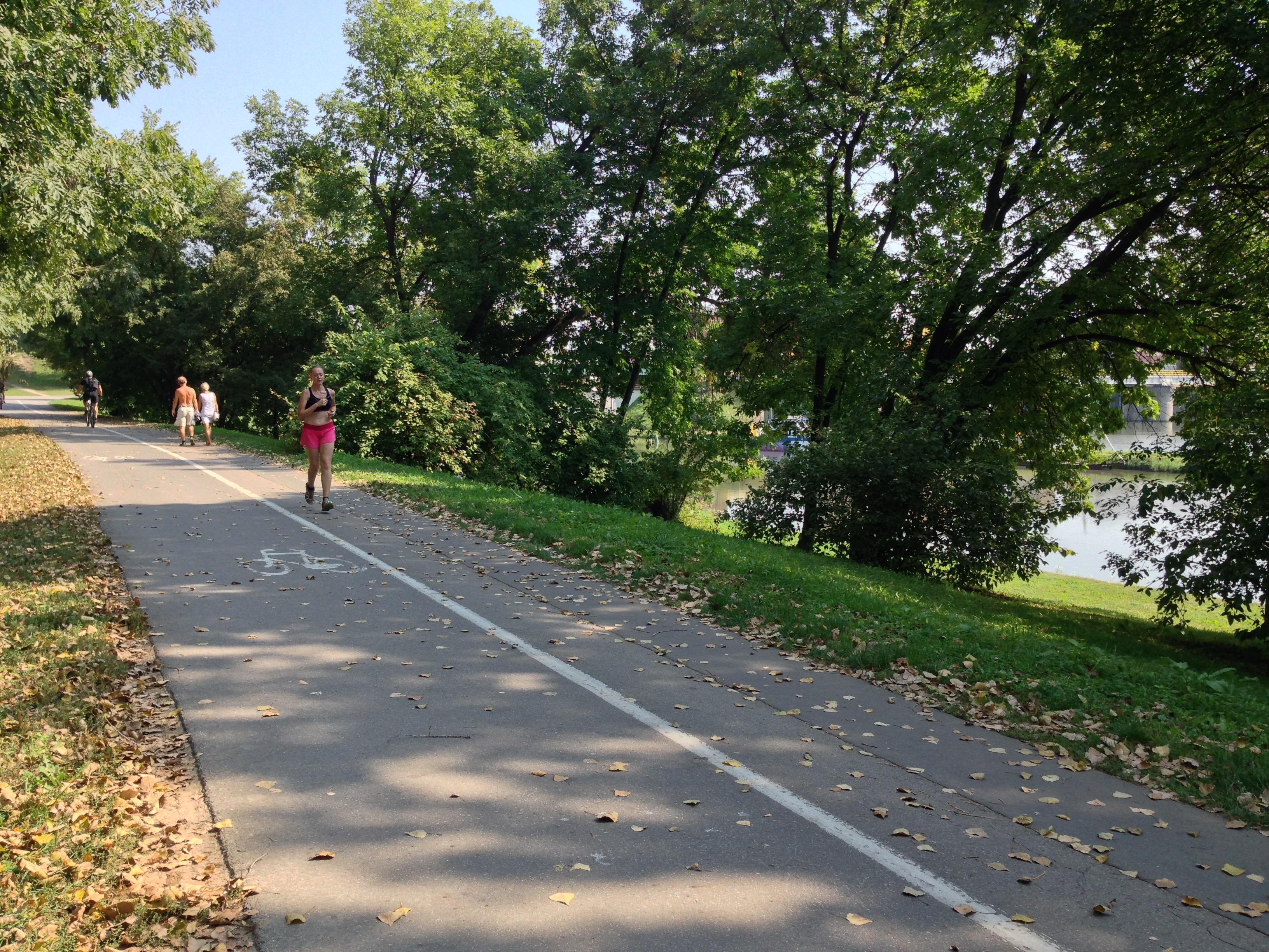 Гид по беговым маршрутам Кракова
