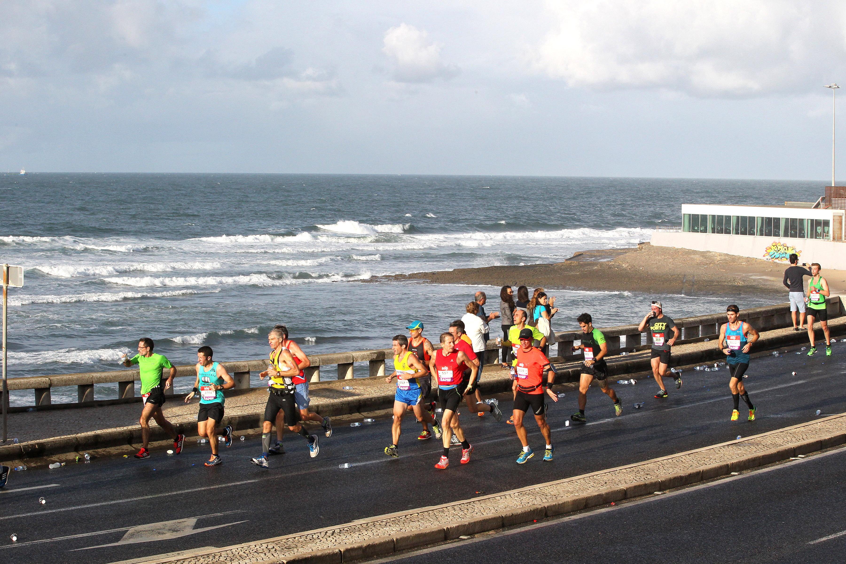 Выбираем марафон в Европе на осень
