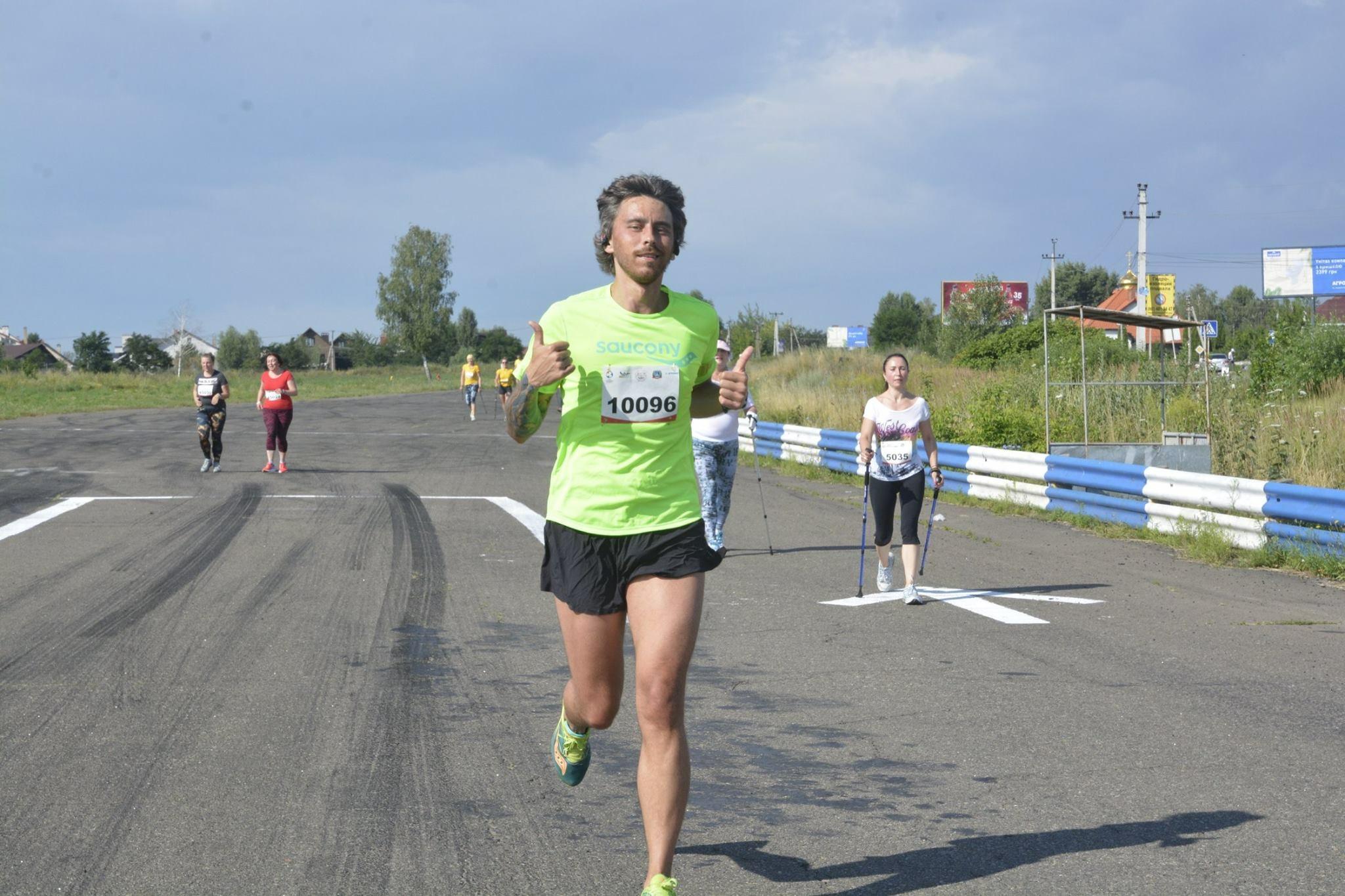 Истории людей, которые побегут свой первый марафон