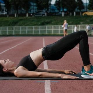 Упражнения для укрепления ягодичных мышц