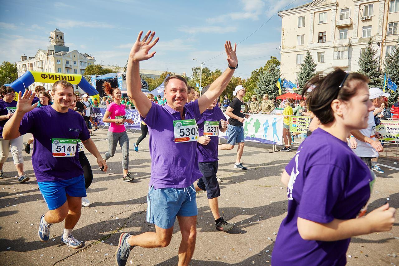 Календарь украинских марафонов и полумарафонов на осень