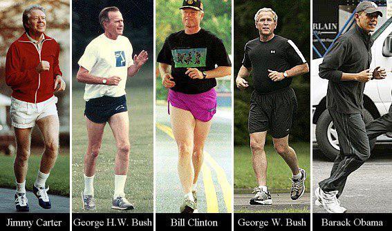 Почему бег стал таким популярным