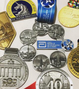Гид по шести главным марафонам мира World Marathon Majors