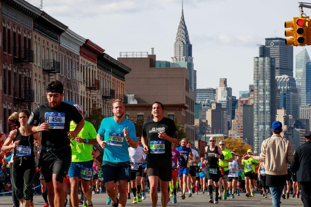 Нью-Йоркский марафон