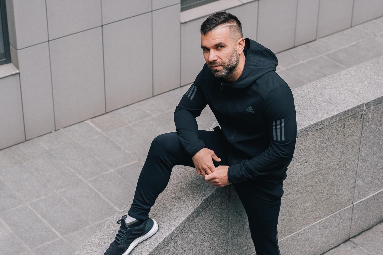 Обзор коллекций беговой одежды осень-зима 2018: Adidas