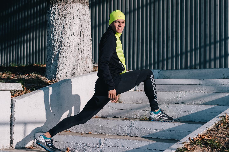 Обзор коллекций беговой одежды осень-зима 2018: Saucony