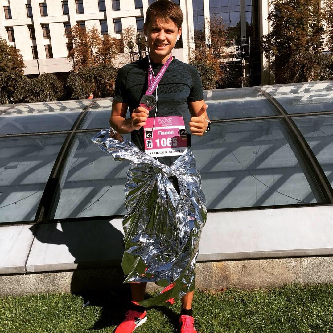 Первый марафон: как это было
