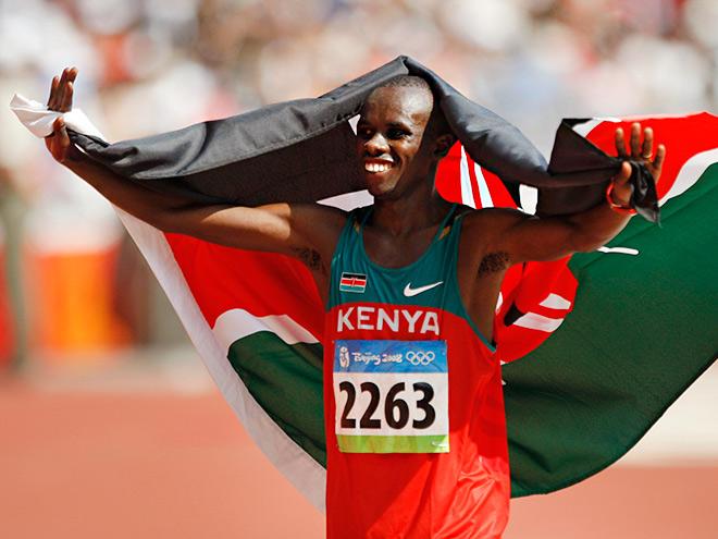 История олимпийского чемпиона Самуэля Ванджиру