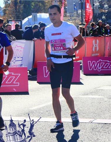 Люди, которые пробежали свой первый марафон