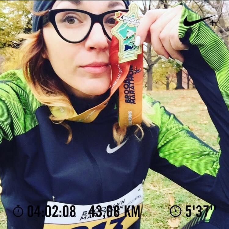 Челлендж Тани Гриневой 12 марафонов за 12 месяцев