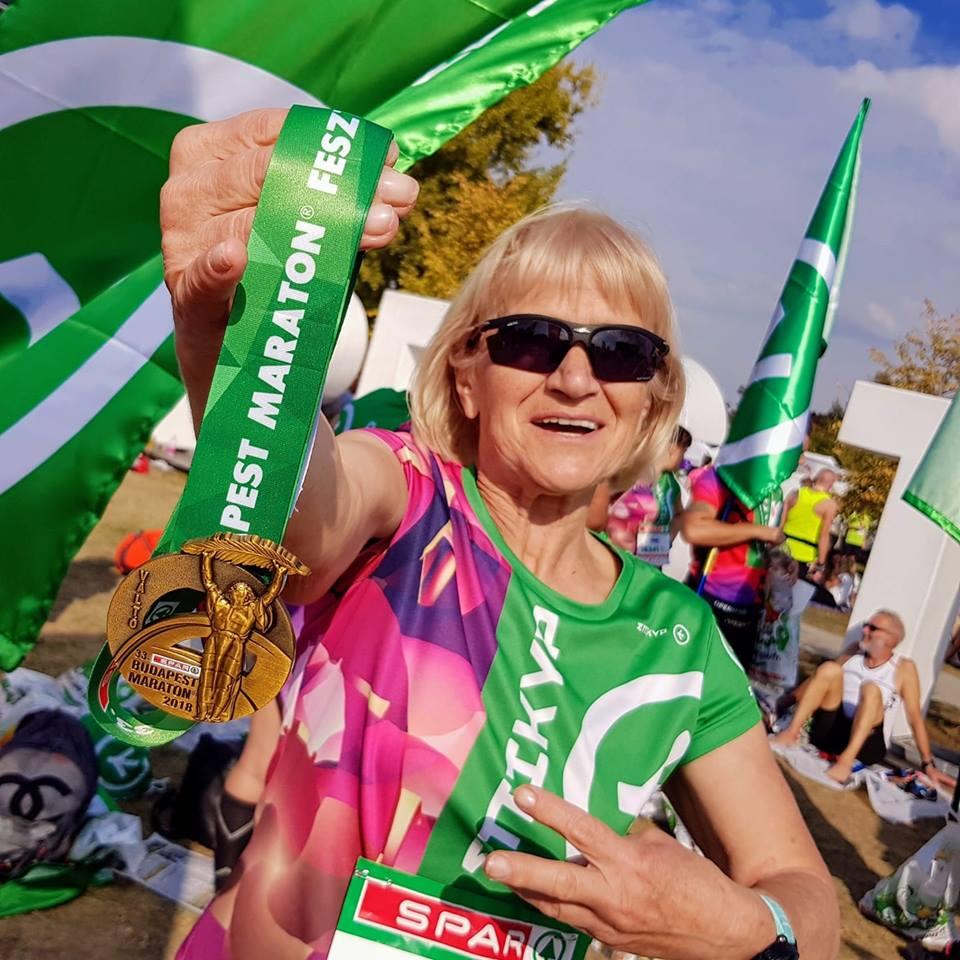 Отчёт о марафоне в Будапеште от бегунов команды Epikur