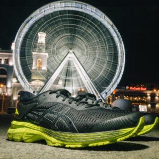 Обзор кроссовок Asics Gel-Kayano 25