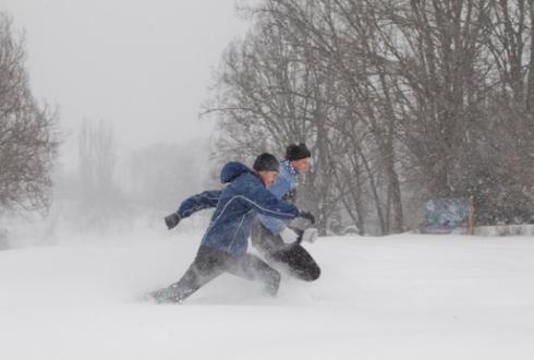 Какой вы зимний бегун? Несерьезная классификация