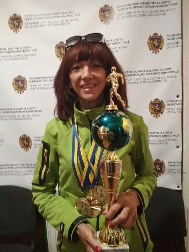 Истории о женщинах, которые бегают в зрелом возрасте: Ольга Стадник