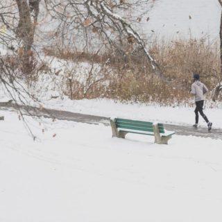 Как не заболеть, бегая зимой