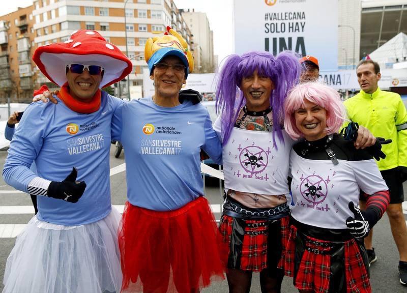 Забеги Сан Сильвестре: как испанцы празднуют завершение года