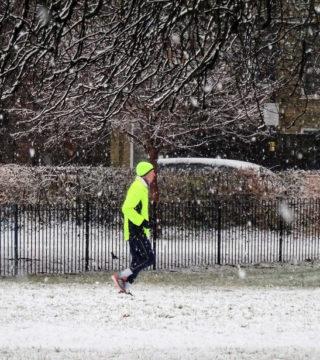 Как подготовиться к весеннему марафону зимой (и выжить)
