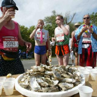 Отчет о Marathon du Medoc: вина, устрицы, сыры (и немного бега)