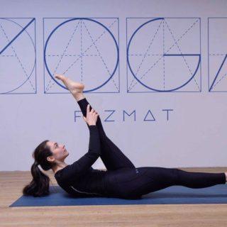 Шесть упражнений пилатеса для укрепления мышц кора