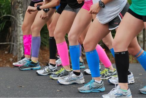 Компрессионная одежда для бега действительно работает? Или это все маркетинг?