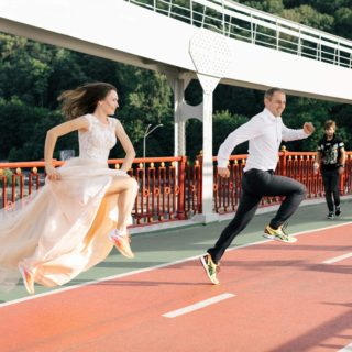 Истории пар, которые познакомились благодаря бегу