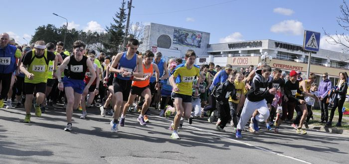 Календарь украинских полумарафонов и марафонов на весну