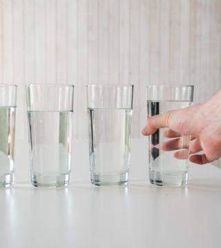 Сколько воды нужно пить? А во время бега?