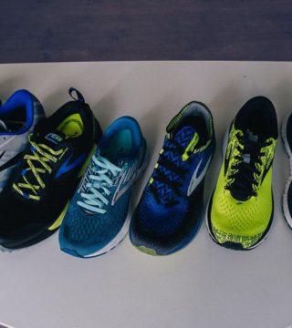 Обзор новой коллекции беговых кроссовок Brooks