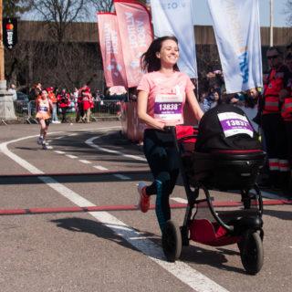 Как это вообще: бегать в первые месяцы после родов