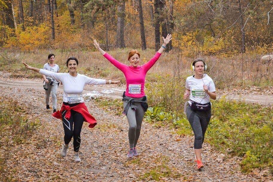 Календарь украинских марафонов и полумарафонов на осень 2019
