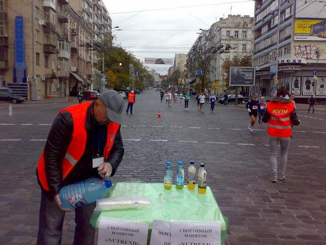 Киевскому марафону — десять лет